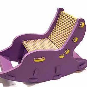 صندلی فومی کودک یوروفوم